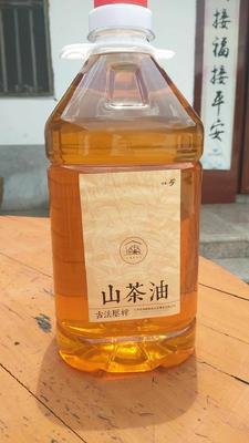 江西省赣州市南康区压榨一级山茶油