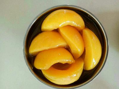 安徽省宿州市砀山县黄桃罐头 6-12个月