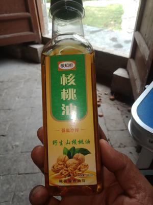 陕西省宝鸡市陇县原生态核桃油