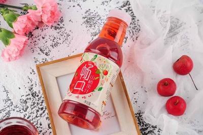 山东省潍坊市青州市山楂醋 塑料瓶 18-24个月