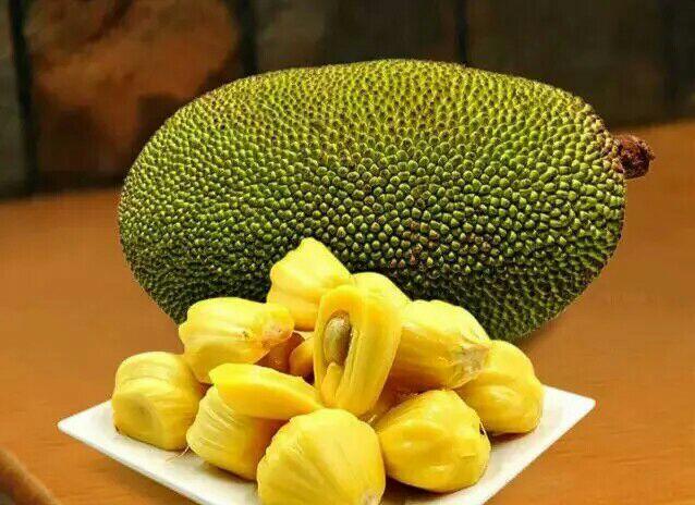 海南热带水果菠萝蜜新鲜木波罗特产水果大树假榴莲多省包邮图片