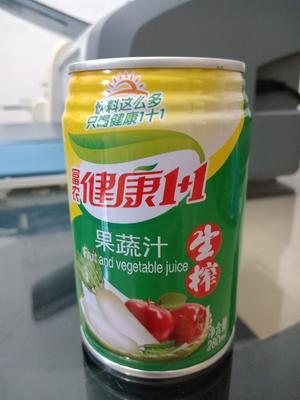 江西省萍乡市安源区果蔬汁饮料 易拉罐 12-18个月