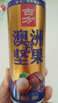 广西壮族自治区崇左市宁明县澳洲坚果饮料 易拉罐 12-18个月