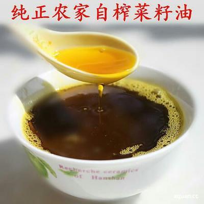 青海省海东市乐都区自榨纯菜籽油