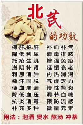 广东省广州市白云区黄芪切片