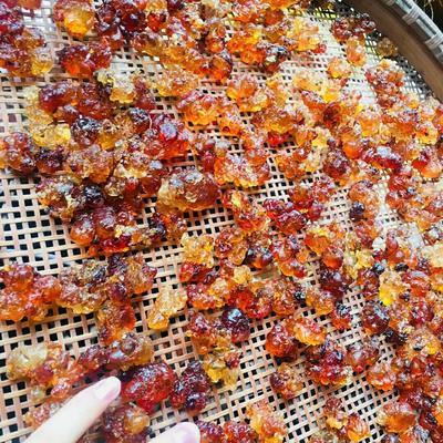 上海松江区食用桃胶 6-12个月