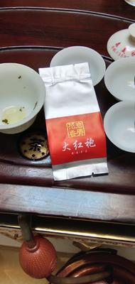 福建省漳州市南靖县大红袍乌龙茶 散装 特级