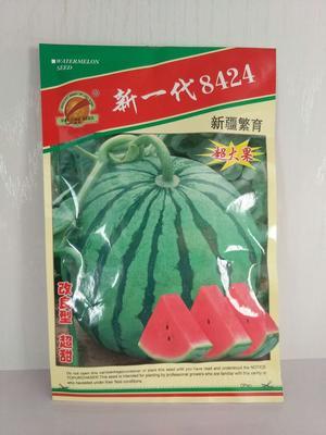 安徽省宿州市埇桥区早佳8424西瓜种子