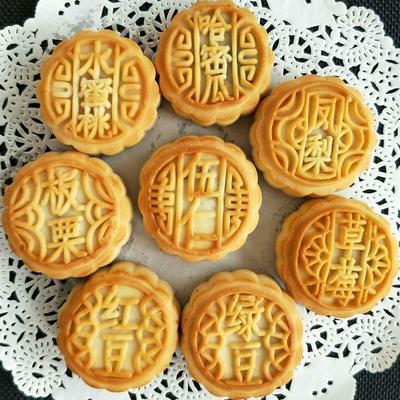 河北省石家庄市无极县月饼 2-3个月