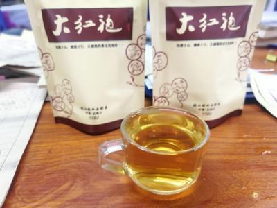 贵州省贵阳市乌当区大红袍乌龙茶 袋装 一级