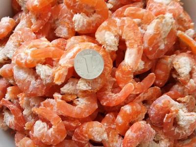 这是一张关于虾仁的产品图片