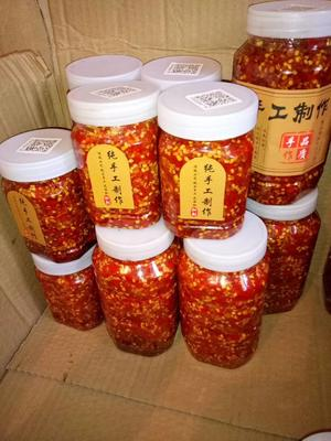 广西壮族自治区南宁市上林县辣椒酱