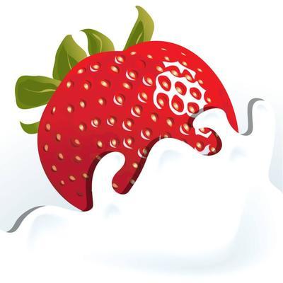 这是一张关于奶油草莓苗 地栽苗 10~20公分的产品图片