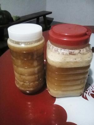 四川省雅安市宝兴县土蜂蜜 塑料瓶装 98% 2年以上