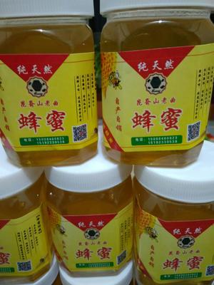 山东省烟台市牟平区意蜂蜂蜜 塑料瓶装 100% 2年以上