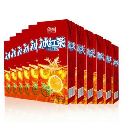 江苏省南京市雨花台区冰红茶 纸盒装 6-12个月