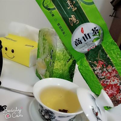 浙江省台州市黄岩区台湾高山茶 袋装 一级