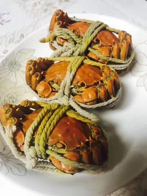 江苏省泰州市泰兴市兴化大闸蟹 2.0-2.5两 母蟹