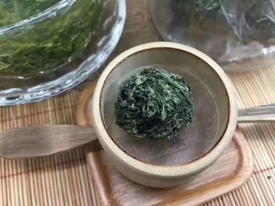 福建省泉州市安溪县回龙绿茶 盒装 一级