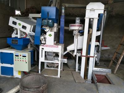 湖南省常德市汉寿县碾米机
