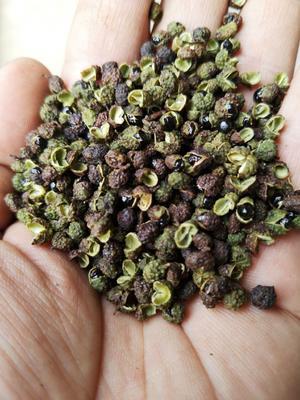 这是一张关于九叶青花椒 干花椒 特级的产品图片