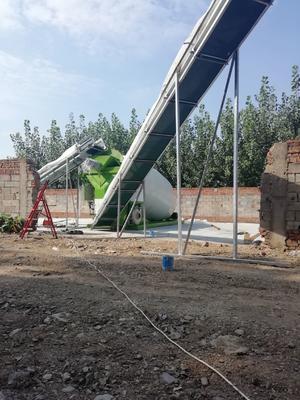 山东省潍坊市安丘市有机肥发酵翻堆机