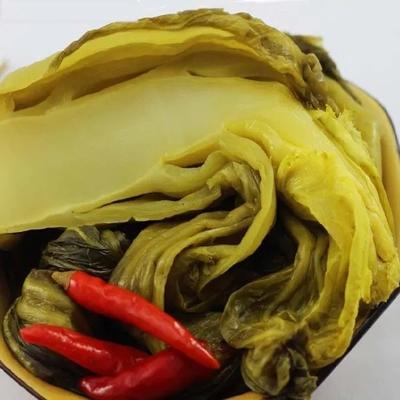 湖北省武汉市新洲区酸菜