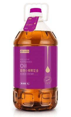 四川省绵阳市涪城区原香小榨黄菜油