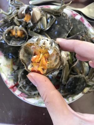 辽宁省营口市站前区盘锦河蟹 2.0两以下 统货