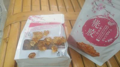 湖北省荆门市钟祥市食用桃胶 18-24个月