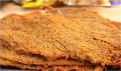 山东省德州市德城区五香猪肉片 熟肉