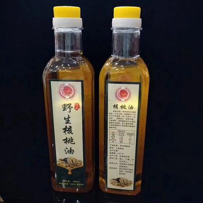 吉林省延边朝鲜族自治州汪清县野生核桃油