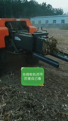 山东省菏泽市郓城县粉碎打捆机