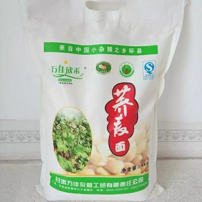 甘肃省庆阳市环县荞麦面粉