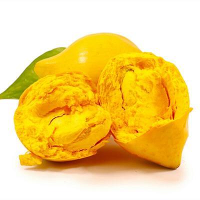这是一张关于鸡蛋果蛋黄果 30-60g的产品图片