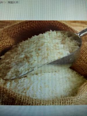 这是一张关于山东日照涛雒大米 有机大米 中稻 二等品的产品图片