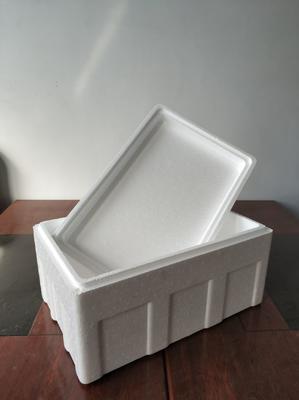 这是一张关于泡沫箱的产品图片