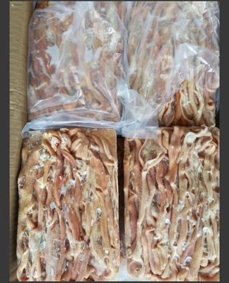 这是一张关于鸭肠的产品图片