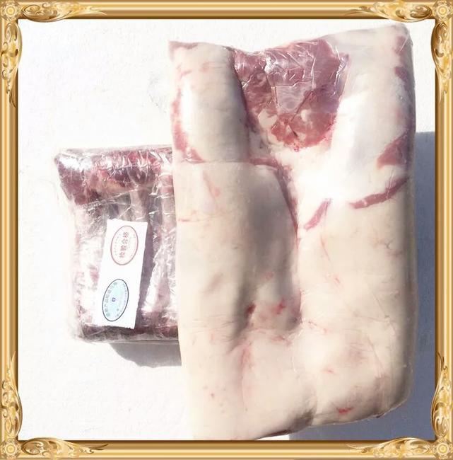 羊肉卷 生肉