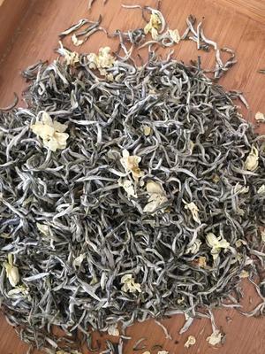 这是一张关于茉莉花茶 散装 特级的产品图片