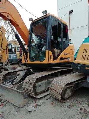 上海金山区挖树机
