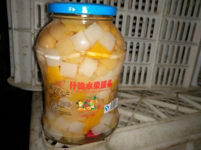 河南省漯河市舞阳县杂果罐头 18-24个月