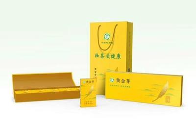 福建省泉州市安溪县黄金芽 盒装 一级