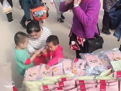 山东省潍坊市临朐县甘栗仁 6-12个月 包装