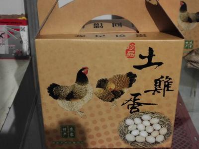 甘肃省平凉市崆峒区珍珠鸡蛋 食用 箱装