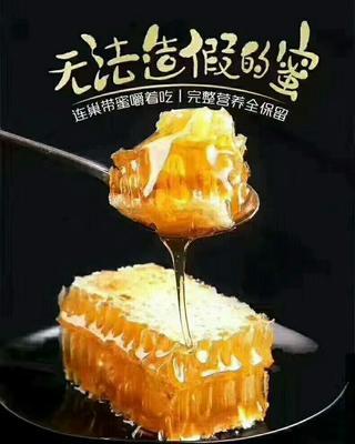 吉林省白山市抚松县蜂巢蜜 盒装 95%以上 1年