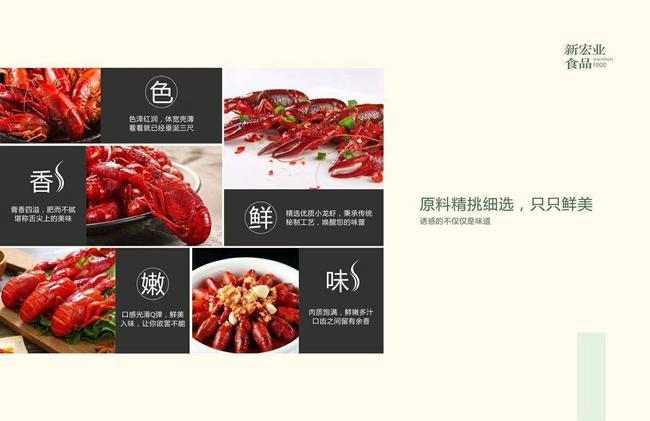 红壳小龙虾 人工殖养 4-6钱