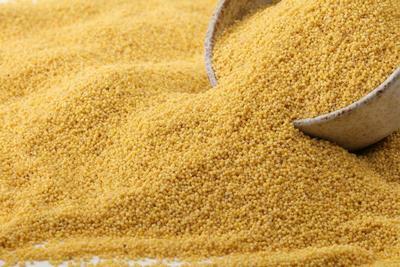 这是一张关于红谷米的产品图片