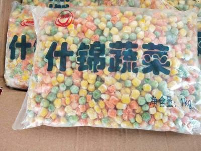 河南省郑州市惠济区速冻胡萝卜丁