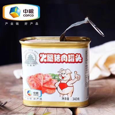 山东省青岛市李沧区火腿罐头 24个月以上